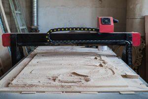 CNC ξύλου