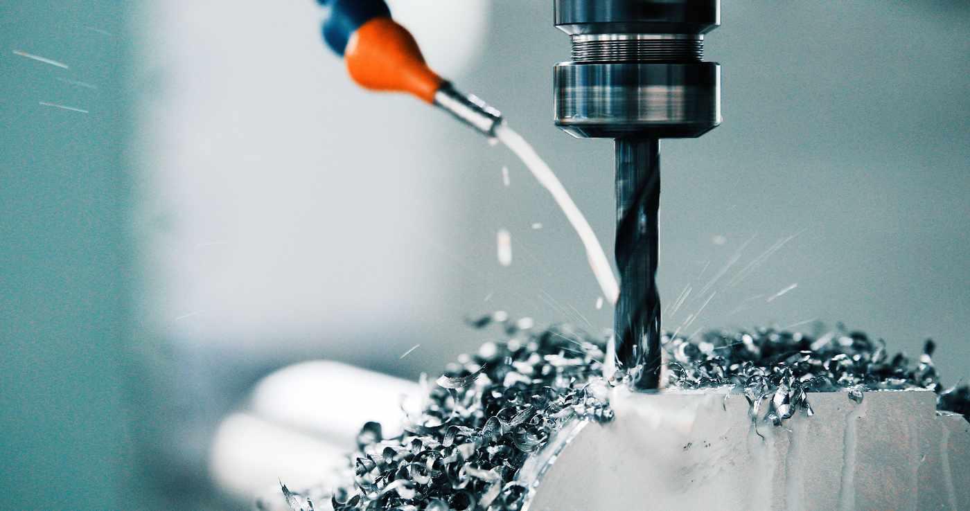 CNC Υποδομές προϊόντων ακριβείας
