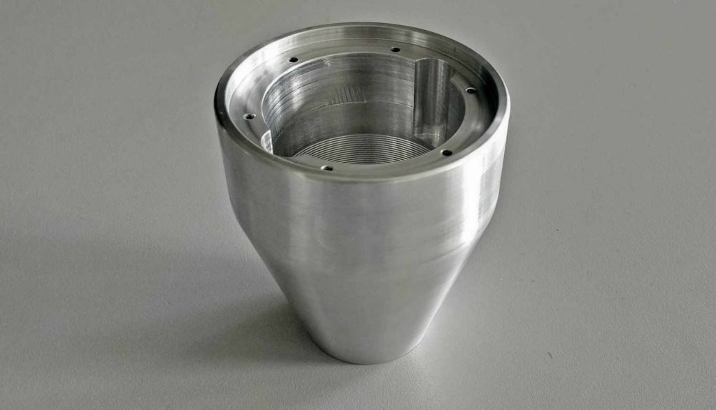 CNC κατεργασία μετάλλου