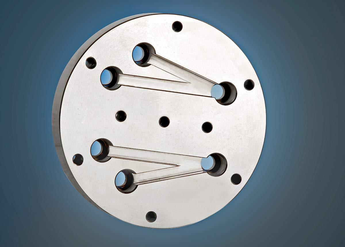 Εξάρτημα αλουμινίου CNC