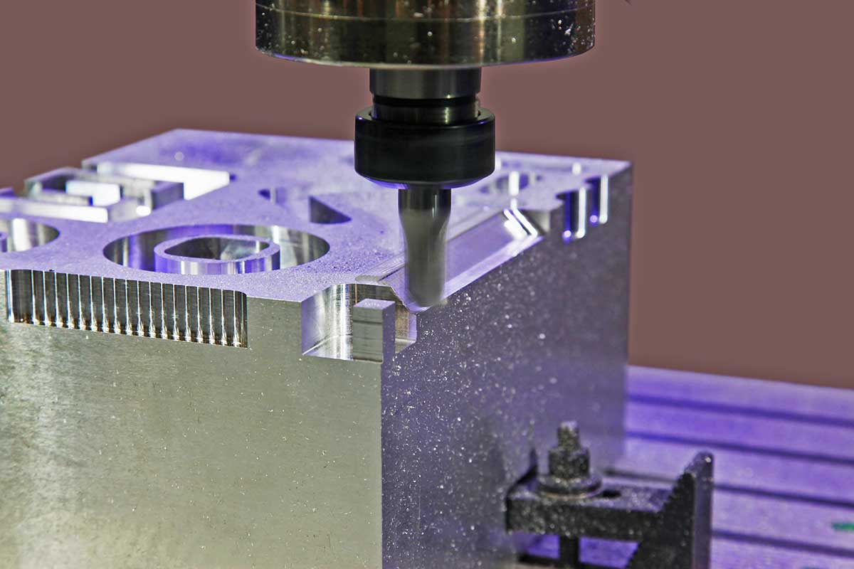 CNC Αλουμινίου
