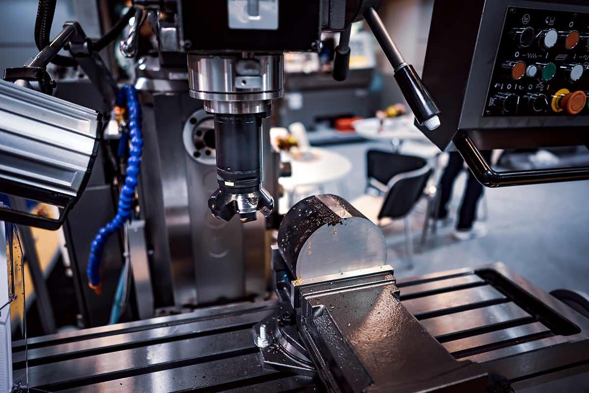 Μηχανήματα CNC