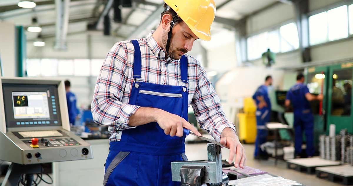 Μηχανουργείο CNC