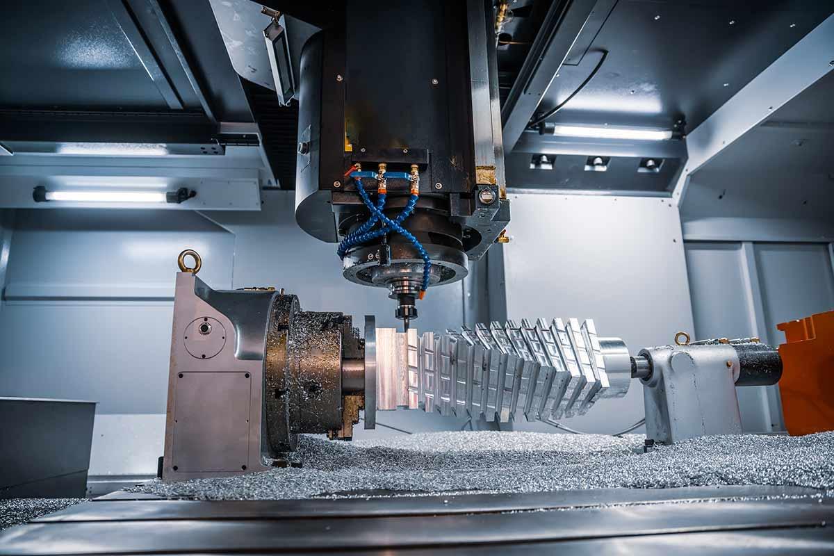 Μεταλλικές κατασκευές CNC